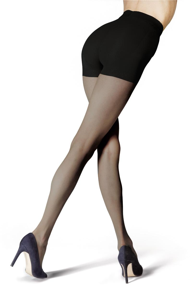 Колготки женские Knittex Push Up 20, цвет: бежевый. PUSH UP. Размер 3 колготки женские knittex classique цвет бежевый размер 2