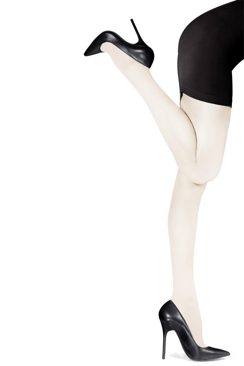 Колготки женские Knittex Mireille 40, цвет: латте. MIREILLE. Размер 2 колготки женские knittex classique цвет бежевый размер 2