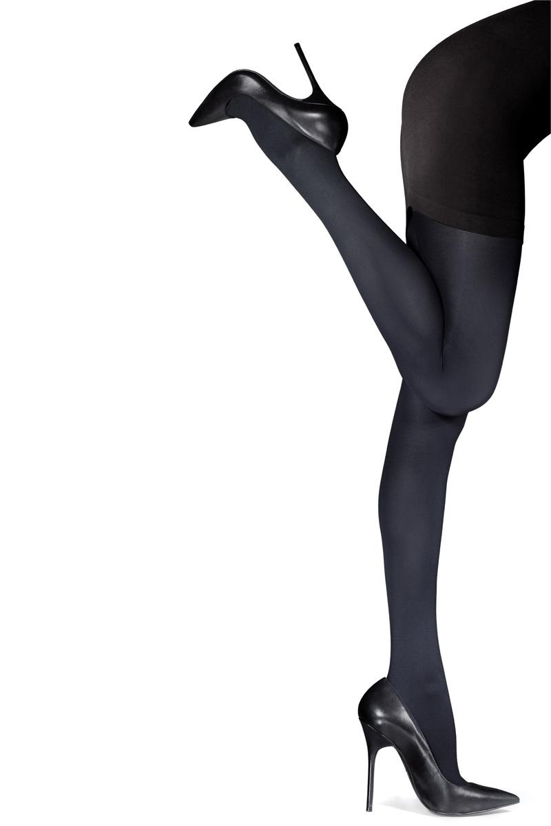Колготки женские Knittex Mireille 40, цвет: графит. MIREILLE. Размер 3MIREILLEНепрозрачные колготки Knittex Mireille из микрофибры плотностью 40 den. Матовые. 3D-плетение, обеспечивающее отличную посадку по ноге, мягкость, эластичность. Верхняя часть выполнена в виде шортиков той же плотности. Ластовица. На поясе широкая резинка. Укрепленный мысок.