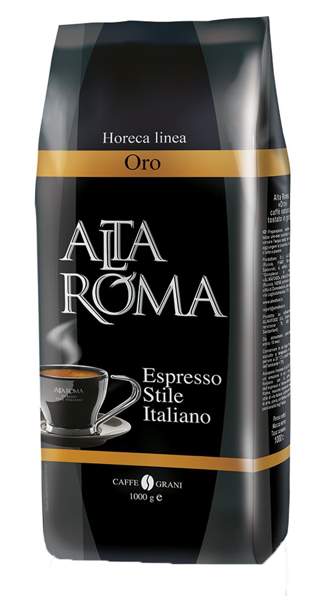 Altaroma Оro кофе в зернах,1 кг00000002039Свежеобжареный кофе расфасованный в многослойную комбинированную пленку. Срок годности 18 месКофе: мифы и факты. Статья OZON Гид