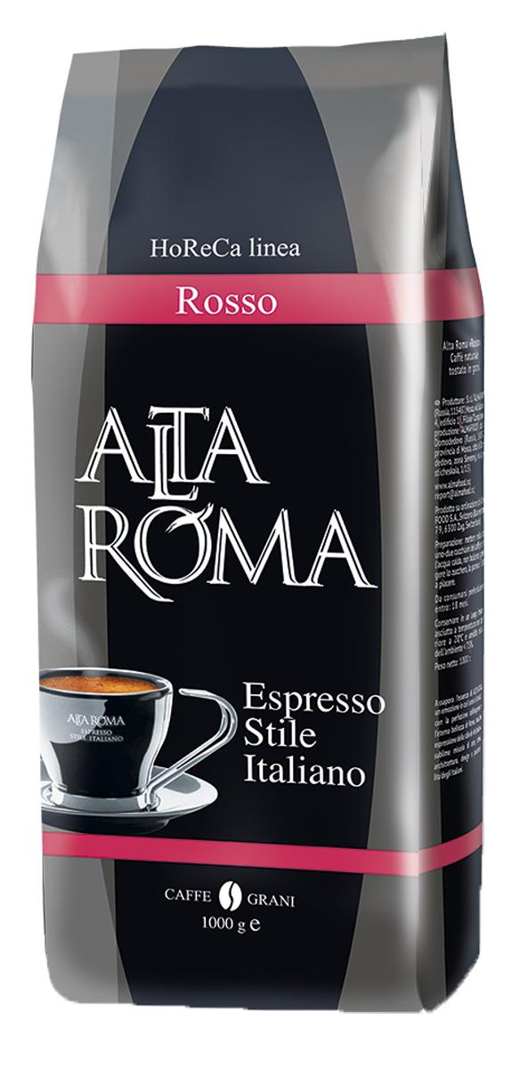 Altaroma Rosso кофе в зернах, 1 кг00000007554Свежеобжареный кофе расфасованный в многослойную комбинированную пленку.Кофе: мифы и факты. Статья OZON Гид