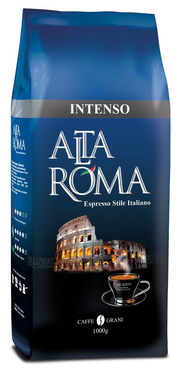 Altaroma Intenso кофе в зернах, 1 кг00000007269Свежеобжареный кофе расфасованый в многослойную комбинированную пленку. Срок годности 18 месКофе: мифы и факты. Статья OZON Гид