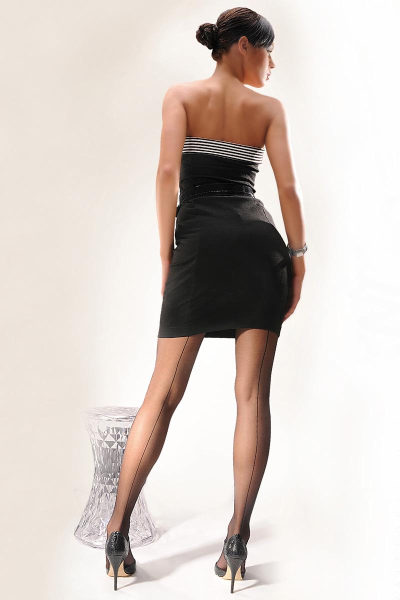 Колготки женские Knittex Iga 20, цвет: черный. IGA. Размер 4 колготки knittex колготки tender 20 den