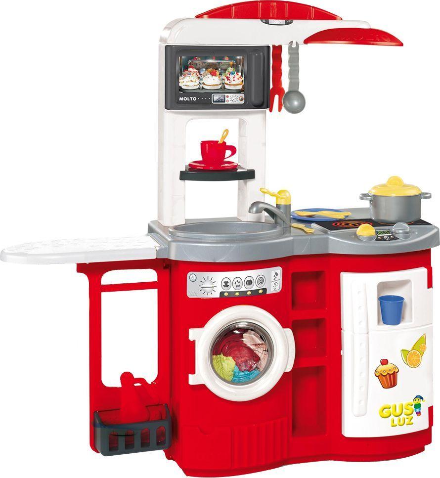 Molto Игровая кухня M 1369 посуда из пластика интернет магазин