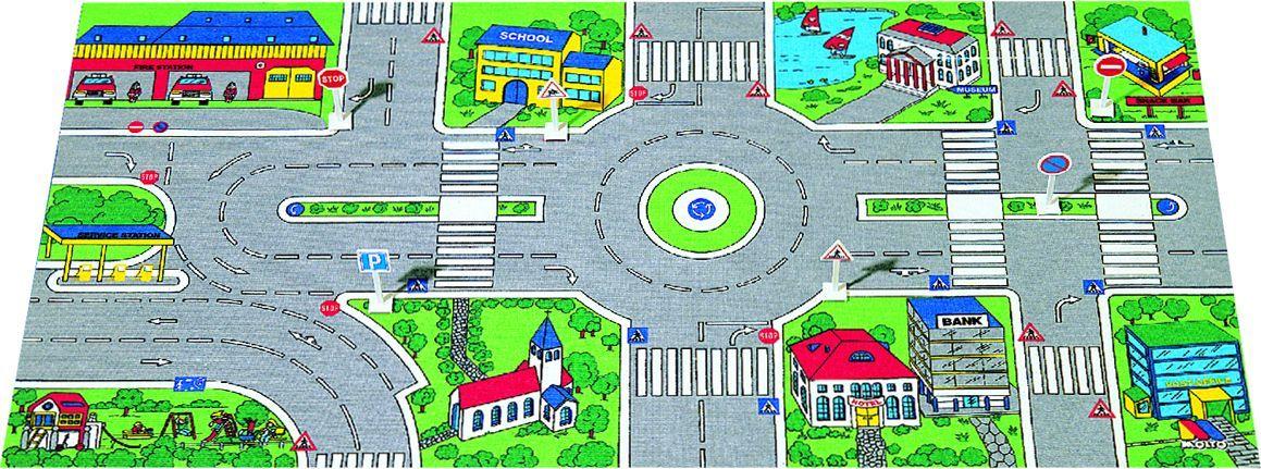 Molto Игровой коврик M 5551 - Интерактивные игрушки