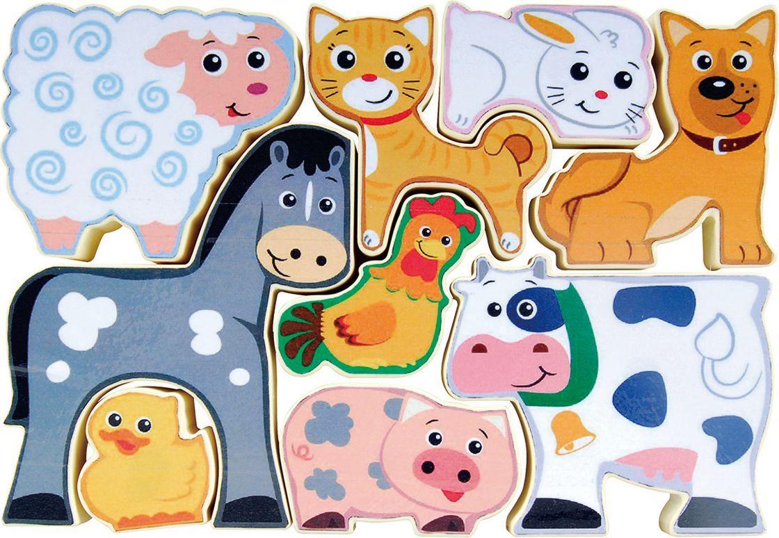 PlayGo Пазл-головоломка Домик в деревне аквалого домик в деревне aqualogo 1 шт