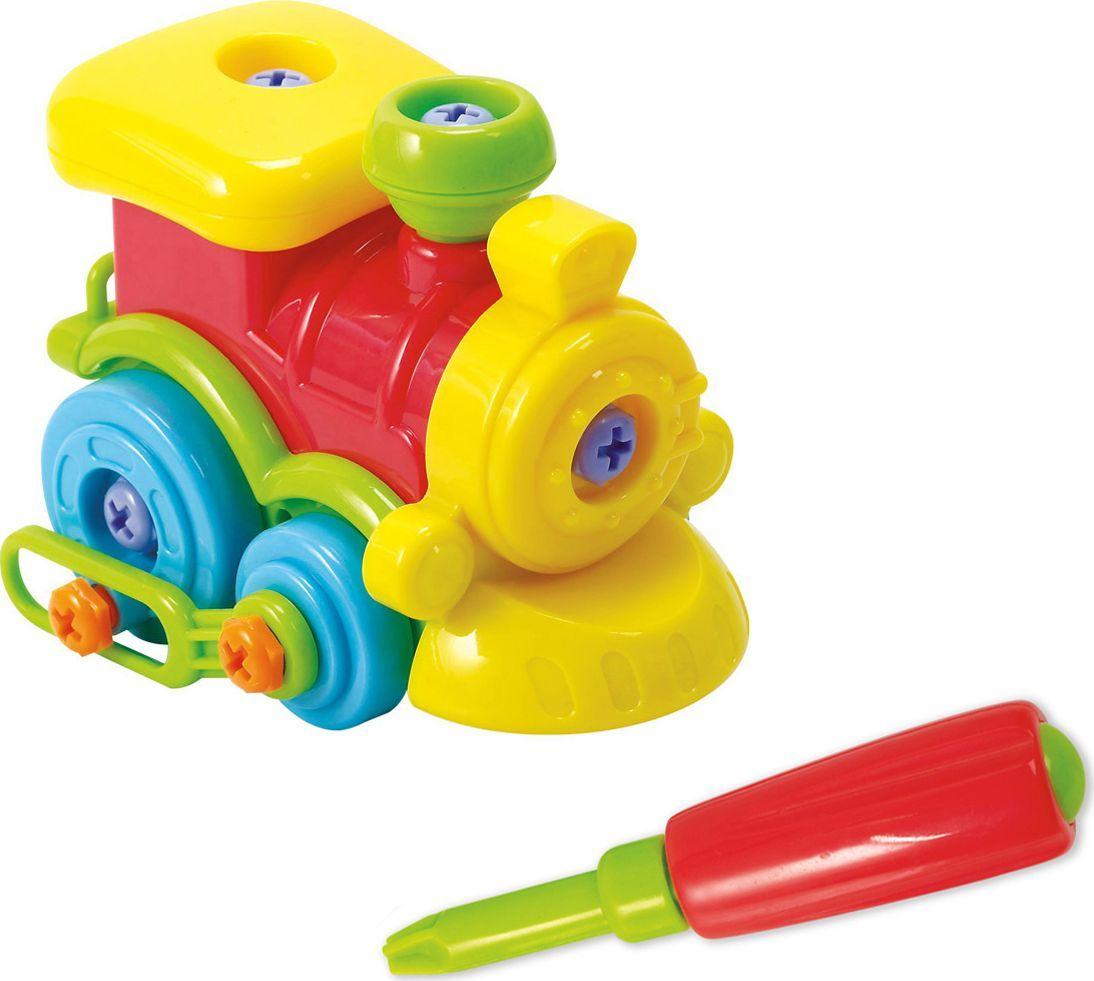 PlayGo Набор Юный механик с паровозиком playgo игровой набор корзина с выпечкой