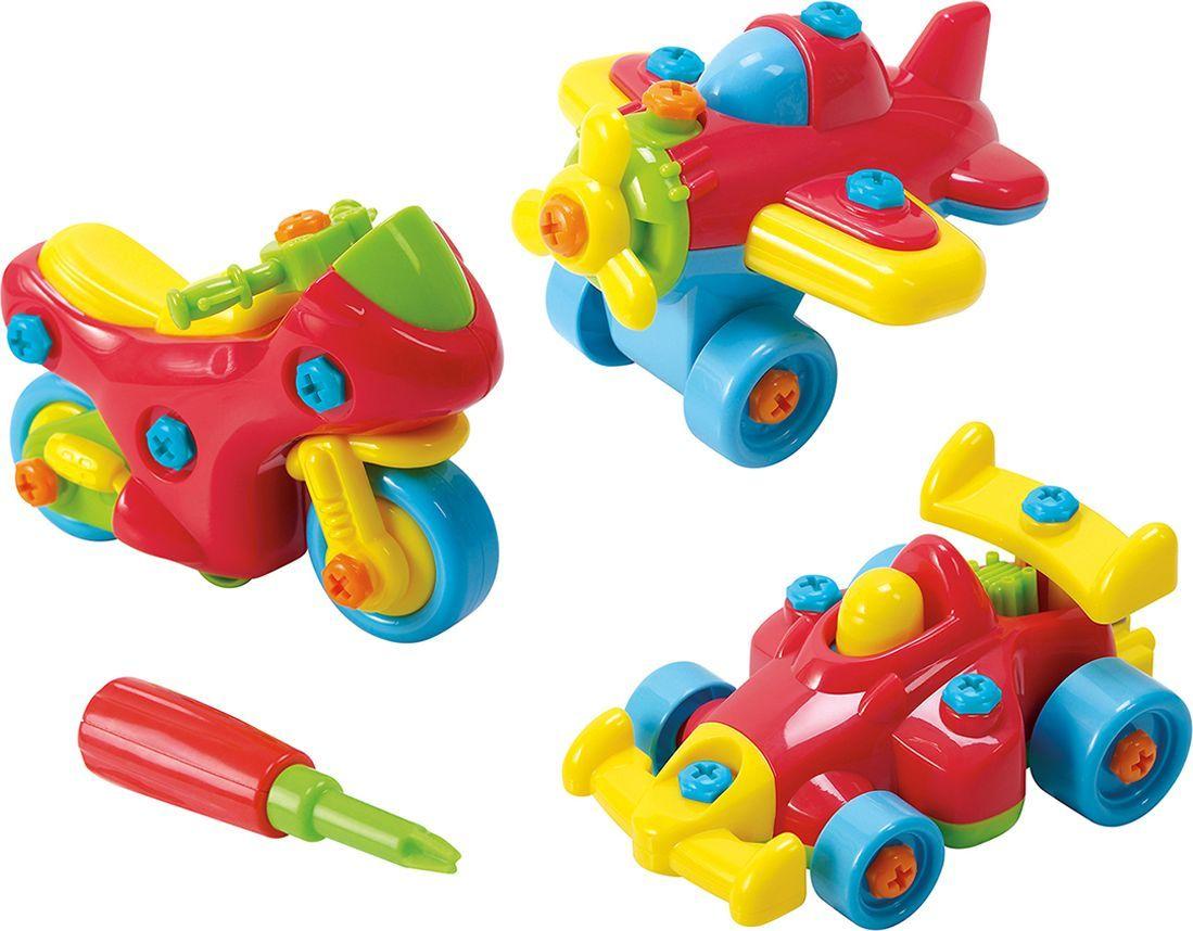 PlayGo Набор Юный механик 3 в 1 - Сюжетно-ролевые игрушки