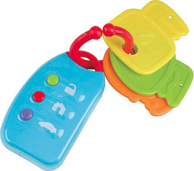 PlayGo Развивающая игрушка Мой первый брелок с ключами игрушка электронная развивающая мой первый ноутбук