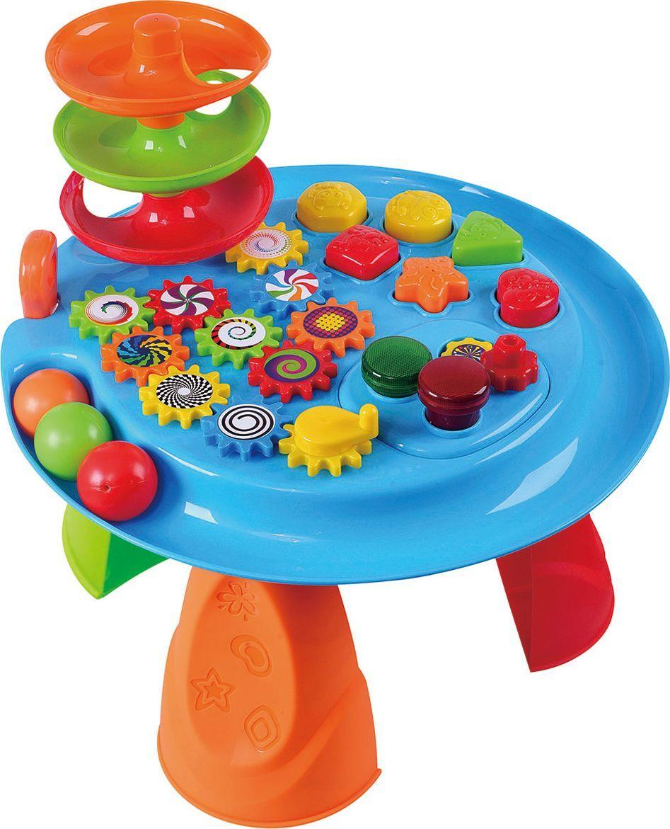 PlayGo Игровой центр Cтол с шарами, формами и шестеренками максим шейко идут по красной площади солдаты группы центр победа или смерть