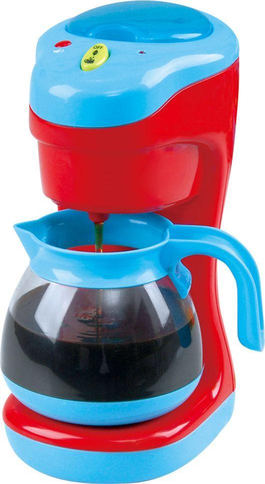 PlayGo Игровая электрокофеварка кофеварки и кофемолки