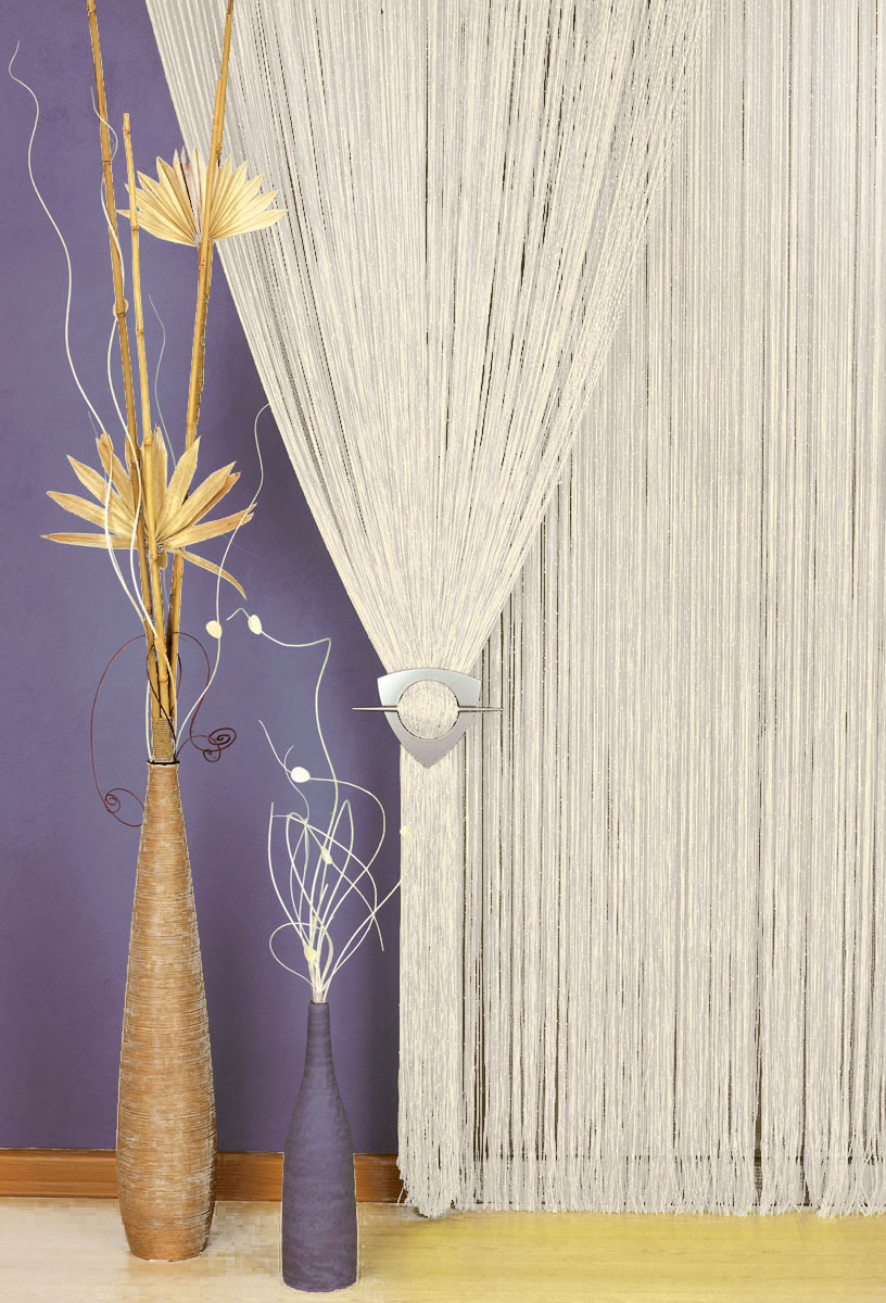 Гардина-лапша Haft, на кулиске, цвет: кремовый, высота 250 см. 203883203883/250кремЛегкая гардина-лапша на кулиске Haft, изготовленная из полиэстера, станетвеликолепным украшением любого окна. Оригинальный дизайн и приятнаяцветовая гамма привлекут к себе внимание и органично впишутся в интерьеркомнаты.