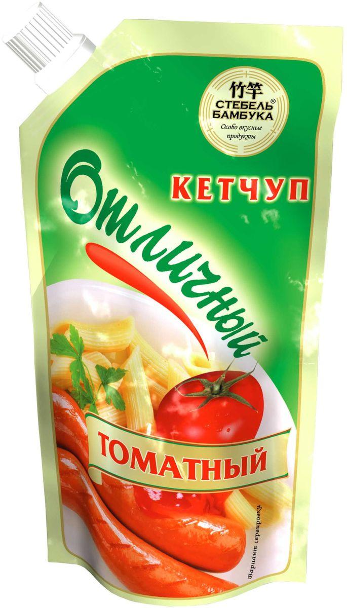 Стебель Бамбука кетчуп томатный, 300 г