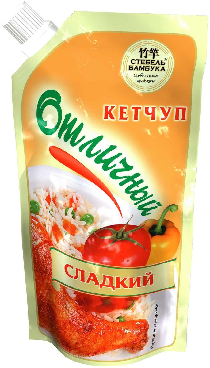 Стебель Бамбука кетчуп сладкий, 300 г