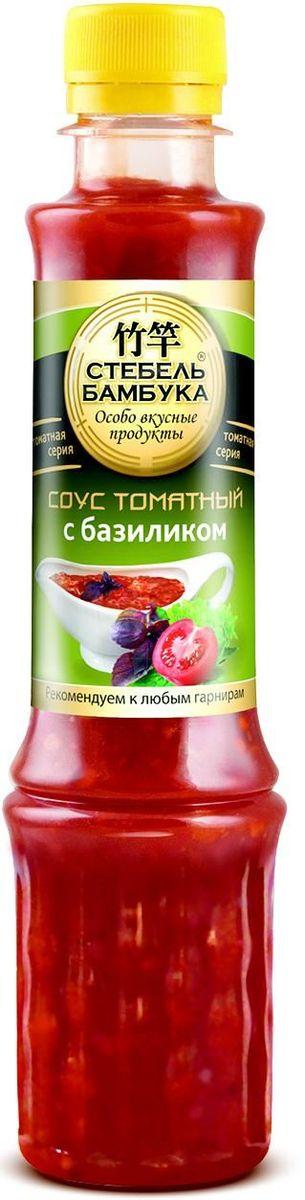 Стебель Бамбука соус томатный с базиликом, 280 г