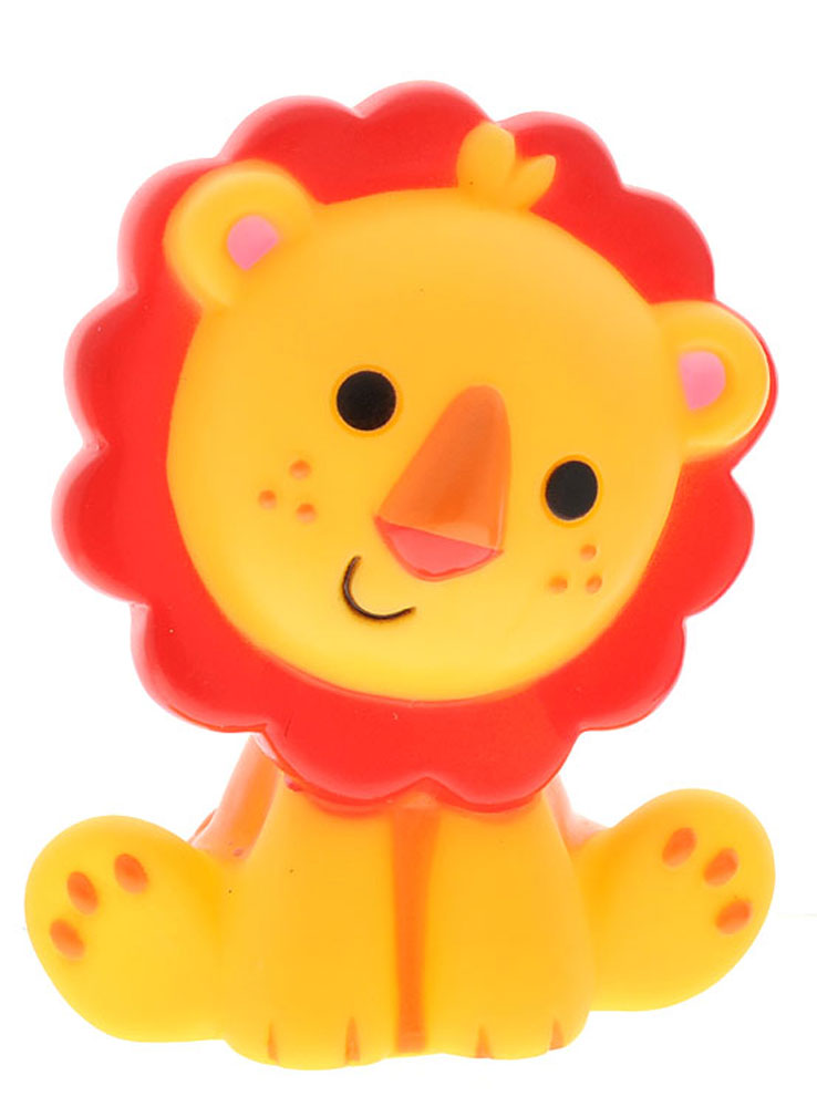 Играем вместе Игрушка для ванной Лев мягкие игрушки играем вместе мягкая игрушка щенок
