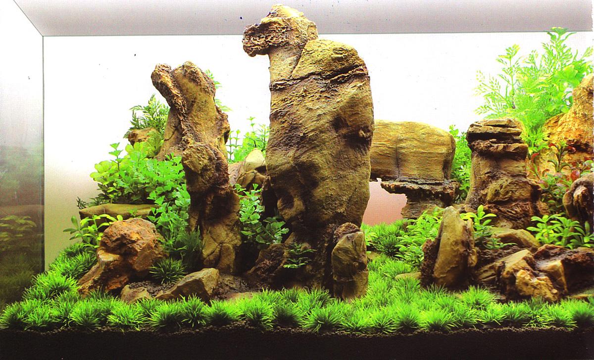 Декорация для аквариума Meijing Aquarium Аквадизайн. YS-201690 интернет магазин рыбки в аквариуме