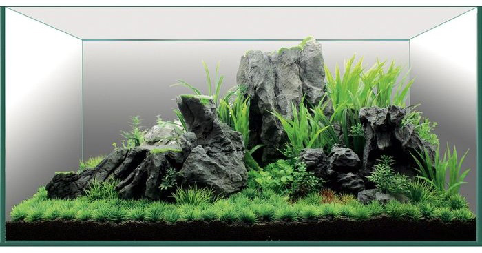 Декорация для аквариума Meijing Aquarium  Аквадизайн . YS-201688
