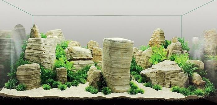 Декорация для аквариума Meijing Aquarium  Аквадизайн . YS-201682 - Аксессуары для аквариумов