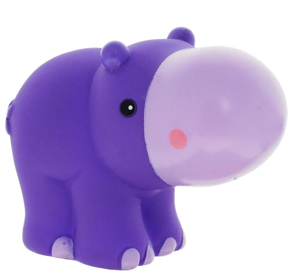 Играем вместе Игрушка для ванной Бегемот игрушки для ванной играем вместе игрушка пвх играем вместе бычок