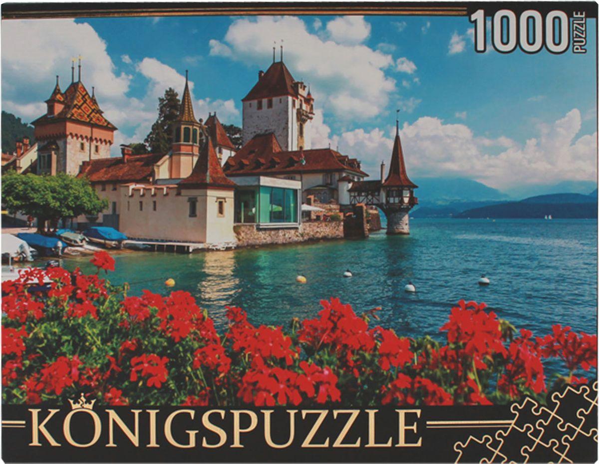 Konigspuzzle Пазл Замок у воды