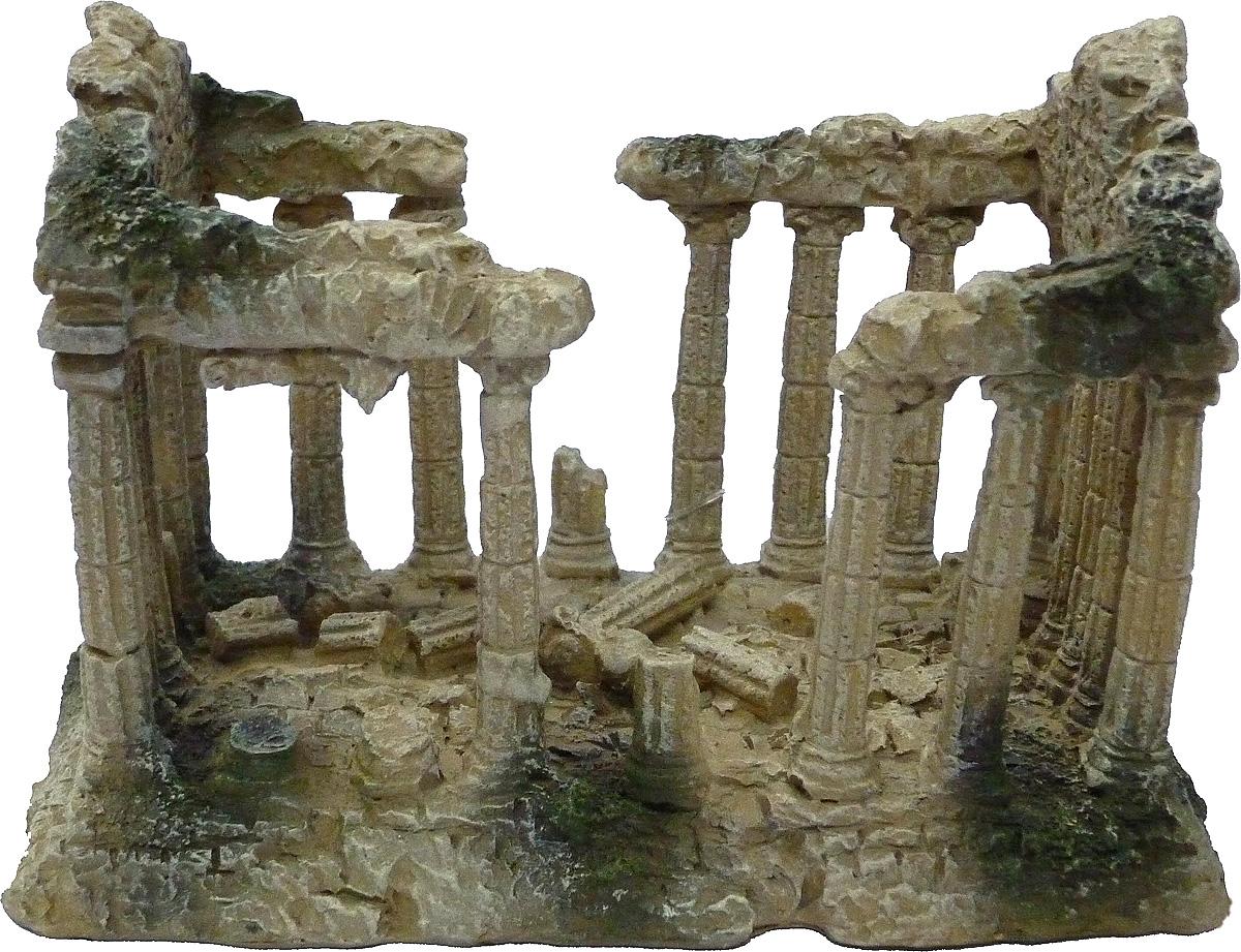 Грот Meijing Aquarium Греческие колонны. AR-010MAR-010M