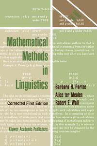 Mathematical Methods in Linguistics sociobiogenetic linguistics