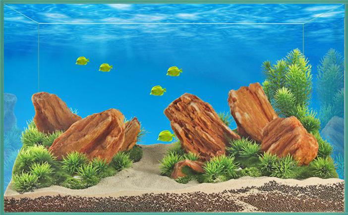 Декорация для аквариума Meijing Aquarium Акваскейпинг. YS-17117 рыбки искусственные для аквариума купить