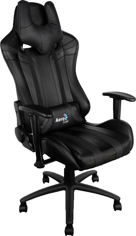Aerocool AC120-B, Black игровое кресло - Игровые кресла