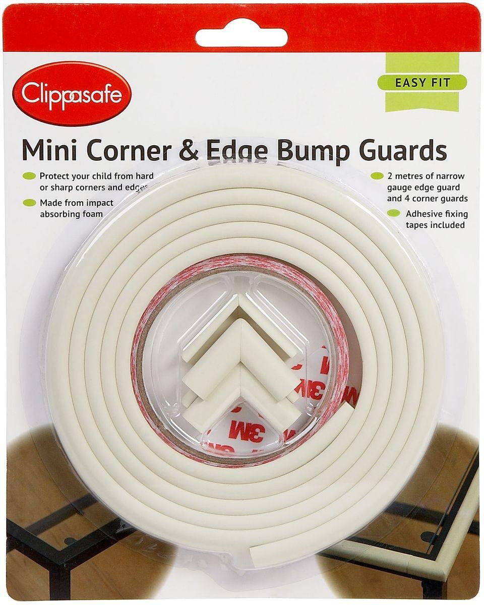 Clippasafe Комплект защиты на углы и края 5 предметов