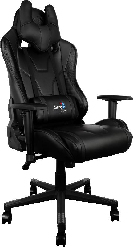 Aerocool AC220-B, Black игровое кресло - Игровые кресла