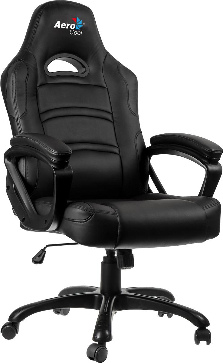 Aerocool AC80C-B, Black игровое кресло - Игровые кресла