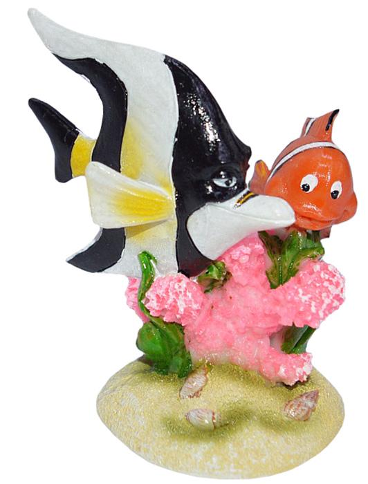 Грот Meijing Aquarium Nemo & Gill. EBI-341 интернет магазин рыбки в аквариуме