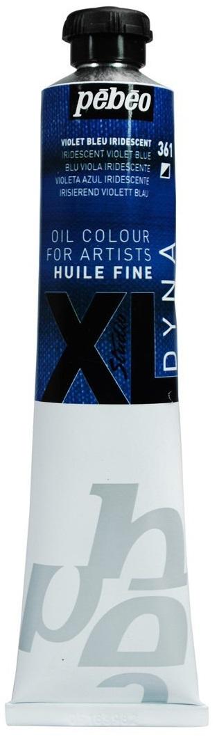 Pebeo Краска масляная XL Dyna цвет сине-фиолетовый 80 мл