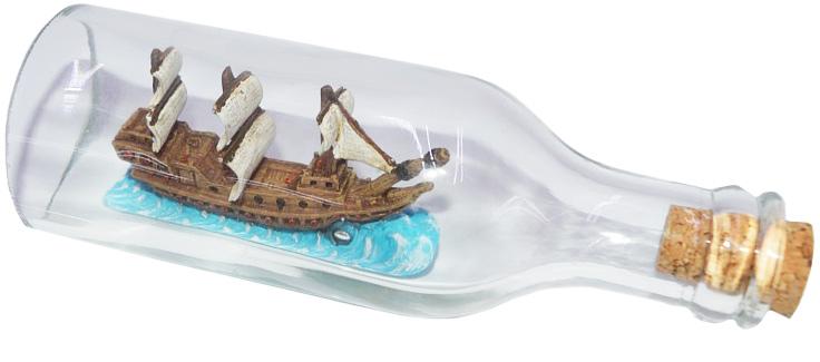 Грот Meijing Aquarium Корабль в бутылке. EBI-254EBI-254Аквариумный грот - это отличный элемент дизайна. Оригинальные аквариумные украшения придают подводному ландшафту завершенный вид, что крайне важно, ведь одной из главнейших функций аквариума в интерьере является функция эстетическая. Но декорация-грот - это еще и прекрасное укрытие для рыбок и иных обитателей подводного мира. Особенно - в том случае, если кто-либо из ваших питомцев проявляет излишнюю агрессивность по отношению к соседям. В таком случае грот для аквариума окажется совершенно незаменимым. Грот Meijing Aquarium прекрасно впишется в любой интерьер аквариума. А в сочетании с другими элементами декора сделает среду обитания ваших рыбок максимально приближенной к морской среде. Декорация абсолютно безвредна для рыб и растений. Грот тонет и не требует дополнительной фиксации в аквариуме. Может использоваться как в пресной, так и в морской воде. Изделие не токсично, не тускнеет и не теряет цвета, краска не облазит.