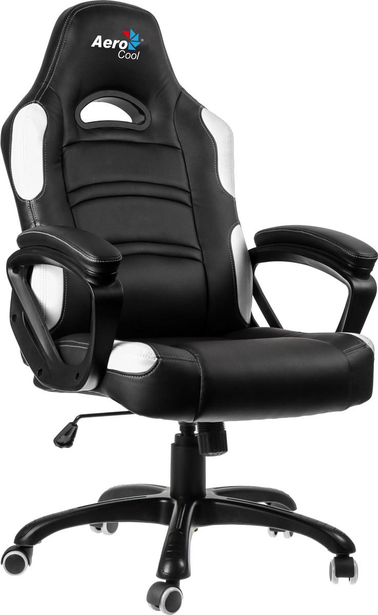 Aerocool AC80C-BW, Black White игровое кресло - Игровые кресла