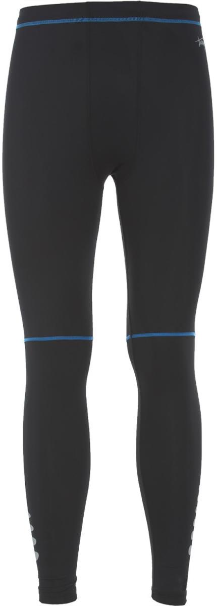 Термобелье брюки мужские Trespass Brute, цвет: черный. MABLTRL20001. Размер XS (46)MABLTRL20001Термобелье Trespass Brute предназначено для повседневной носки в прохладную погоду. Изделие хорошо тянется и отлично сохраняет тепло. Повышенная эластичность позволяет комфортно двигаться. Благодаря полиамиду изделие приятно на ощупь, позволяет коже дышать, хорошо впитывает влагу, не электризуется. Эластан входящий в состав имеет очень высокую степень эластичности, хорошо сохраняет форму изделия, повышая его износостойкость, и прекрасно садится по фигуре. Плоские швы исключают натирание. Пояс - эластичная резинка. Низ изделия оформлен эластичными манжетами.Термобелье незаметно под любой, самой тонкой одеждой и обеспечивает надежную защиту от холода и ветра.