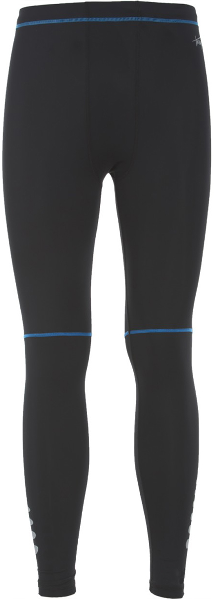 Термобелье брюки мужские Trespass Brute, цвет: черный. MABLTRL20001. Размер 2XL (56)MABLTRL20001