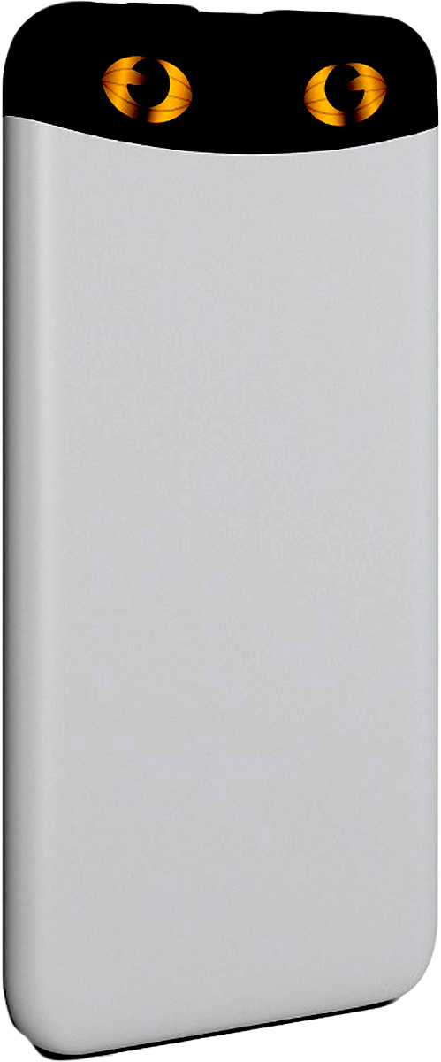 Внешний аккумулятор HIPER Power Bank EP6600, White (6600 мАч)EP6600 WHITEPower bank HIPER PowerBank EP6600 6600mAh 2.1A white