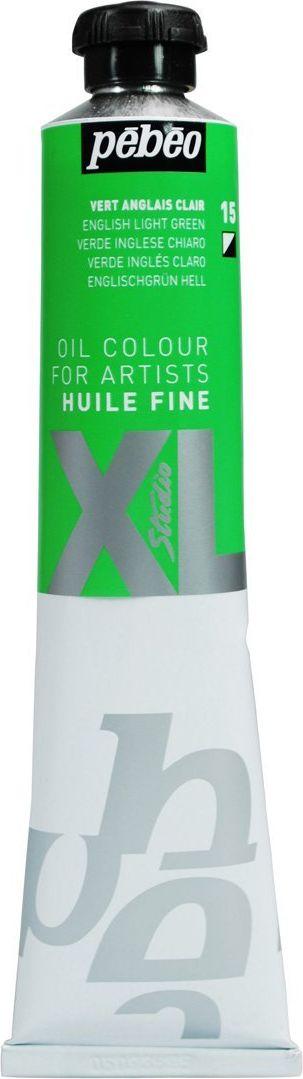 Pebeo Краска масляная XL цвет 980015 зеленый английский 80 мл -  Краски