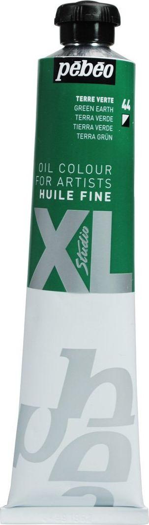 Pebeo Краска масляная XL цвет 980044 зеленая земля 80 мл980044Современная тонко тертая масляная краска Имеет глубокий оттенок и пастозную консистенцию Высыхает в течение 3-6 дней Высокая термо и светостойкость Поверхности: холст, правильно подготовленные картон, дерево, ДВП или ДСП Подходят для любых техник, для лессировок и для пастозной живописи Все краски смешиваются друг с другом Покрытие лаком через 6-9 месяцев Разбавление: разбавители, масла или медиумы в зависимости от искомого результата Очистка инструментов: нефтяное масло
