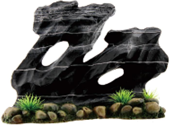 Композиция Meijing Aquarium Камни фигурные. 201537 интернет магазин рыбки в аквариуме