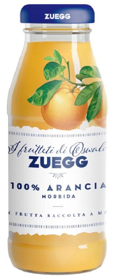 Zuegg Апельсин сок, 0,2 л zuegg груша нектар 0 2 л