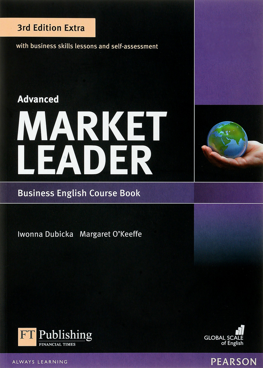 Market Leader 3rd Edition Extra Advanced Course Book + DVD-ROM business advantage student s book advanced dvd rom