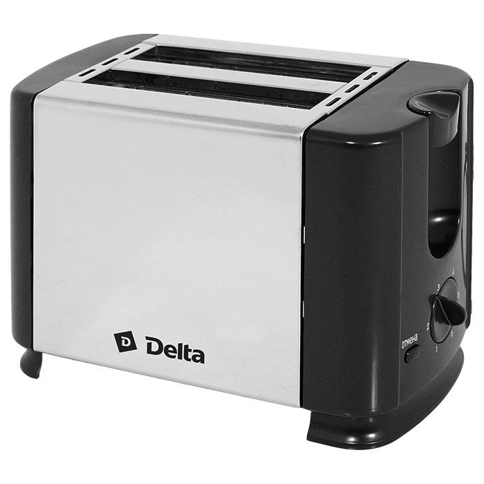 все цены на Delta DL-61, Black тостер онлайн