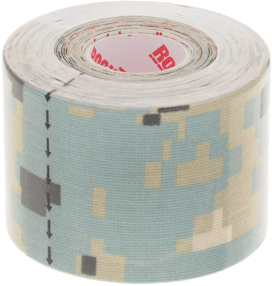 Тейп Rocktape Design, 5 см х 5 мRCT100-DCAMO-OS