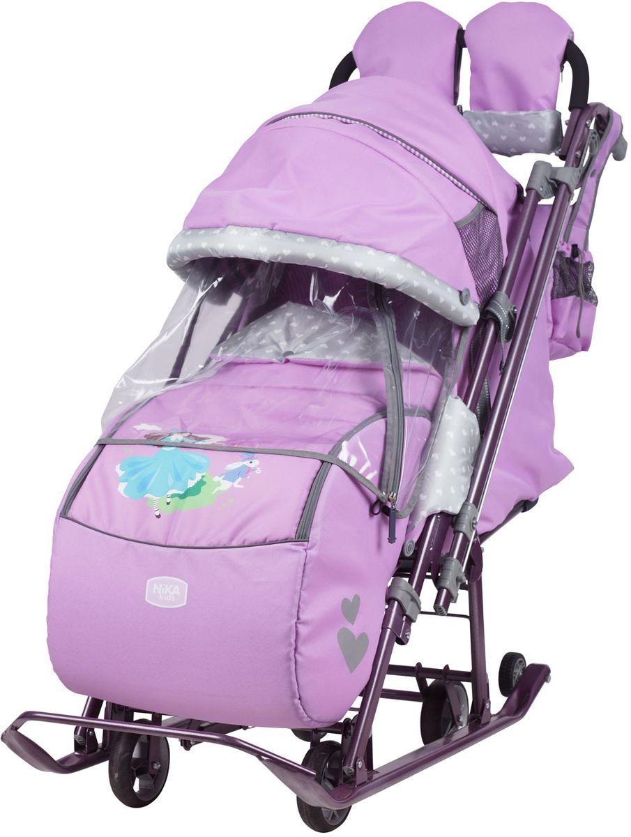 Ника Санки-коляска детские Лилия ника санки коляска детские лилия