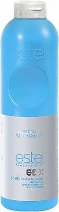 Estel Активатор Essex для пастельного тонирования, 1 лAP/1000Специальный активатор ESSEX 1,5% применяется с крем-красками ESSEX для 8-10-го уровней тона для пастельного тонирования обесцвеченных волос. Понижает содержание аммиака при смешивании с крем-краской. Образует удобную для нанесения кремообразную консистенцию, оказывает щадящее воздействие на волосы и кожу головы.