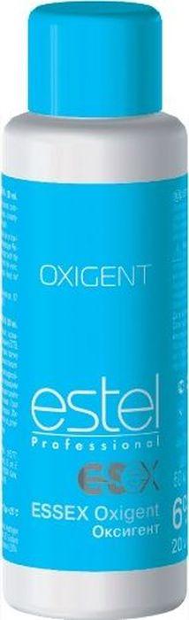 Estel Оксигент Essex 6%, 60 млO6/60Специально разработанный стабилизированный оксигент в виде эмульсии молочного цвета. Позволяет достичь наилучших результатов с крем-красками ESSEX и обесцвечивающей пудрой ESSEX Super Blond Plus.