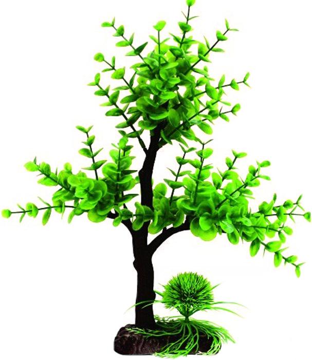 Грот Meijing Aquarium Дерево бонсай, 35-38 см. YM-3034YM-3034Великолепное искусственное дерево, выполненное из пластика высшего качества, станетотличной декорацией в вашем аквариуме. Гроты абсолютно не токсичны, не требуют никакойдополнительной обработки перед установкой в аквариум.С их помощью можно сделатьаквариум в стиле японского минимализма, установив такое высокое дерево в один крайаквариума и оппонировать ему невысокими камнями, например «Сталагмит», в таком случаебольшую часть пространства аквариума останется для рыб. Или использовать такое дерево ввиде центральной композиции, обыграть его прочими гротами, например, искусственнымикорягами и камнями, и различными искусственными растениями, тогда у вас получится богатыйкрасочный пейзаж.